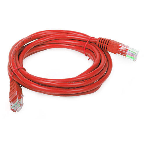 Comtop CAT5EPC-5 (RED) | CAT5E Individual Cable