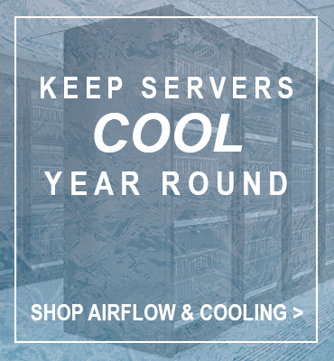 Keep Servers Cool Year Round