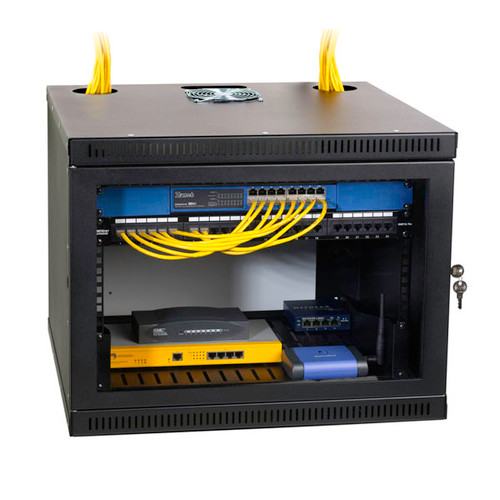 Security Wall Mount Network Cabinet Swr 8 Kh 1915 3 100 08