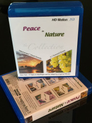 BluRay Box Set-Peace in Nature - Collection (6 BluRays)