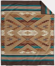 Roselyn Begay Weavers Series Blanket