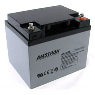 Amstron 12V / 45Ah Sealed Lead Acid Battery w/ R Terminal
