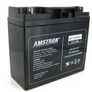 Amstron 12V 18Ah Deep Cycle AGM Battery (AP-12180EV)