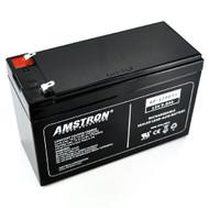 Amstron 12V 9Ah VRLA Battery - F1 Terminal