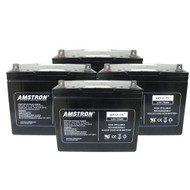 Amstron Replacement Backup Battery for APC RBC14