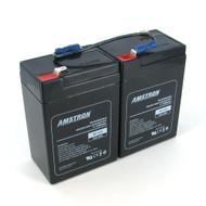 Amstron Backup Battery for APC RBC1 - High Capacity