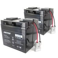 Amstron APC RBC55 Battery (Grey Connector)