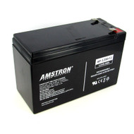 Amstron 12V 9Ah VRLA SLA Battery - F2 Terminal