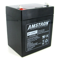Amstron 12V 6Ah Sealed Lead Acid Battery (AP-1250F1)