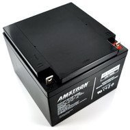 Amstron 12V 26Ah Lead Acid Battery