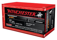 WIN Varmint High Velocity .17 HMR 17 Grain V-Max 50 Per Box Varmint HV