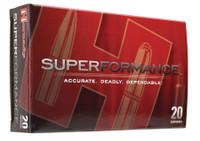 200 ROUNDS HOR Superformance 6.5mm Creedmoor 120 Grain GMX Superformance Line    FREE SHIPPING