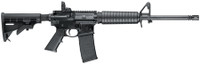 S&W Model M&P 15 Sport 2 5.56mm 16 Inch Barrel Matte Black Finish Adjustable Sights Adjustable Stock Black 30 Round