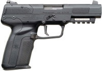 FNH Five-Seven 5.7x28mm 4.8 Inch Barrel Adjustable 3-Dot Sights Black 10 Round