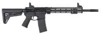 FNH FN 15 Tactical Carbine 5.56x45mm 16 Inch Match-Grade Barrel Magpul MOE-SL Buttstock MOE Pistol Grip Black 30 Round