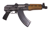 CEN PAP AK Style M92 PV Pistol 7.62x39mm 10 Inch Barrel Hinged Top Cover 30 Round