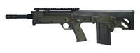 KEL RFB Carbine 7.62 NATO/.308 Winchester 18 Inch Chrome-Lined Blued Barrel Cerakote OD Green Stock Birdcage Flash Hider 10 Round