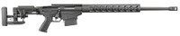 RUG Ruger Precision Rifle 6.5 Creedmoor 24 Inch Steel Threaded Barrel 5R Rifling Hybrid Muzzle Brake RPR Short-Action Handguard MSR Folding Adjustable Stock 10 Round