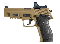 Sig Sauer - P226 9MM FDE Romeo1 Reflex Sight /