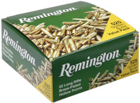 REM Golden .22 Long Rifle 36 Grain Lead Hollow Point 6,300 rounds FREE SHIPPING !
