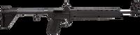 Kel-Tec SUB2K9BRT92 Sub-2000 Semi-Automatic 9mm Luger 16.25 17+1 Beretta 92 Mag 3-Position Synthetic Black Stk Black*