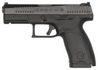 CZU CZ P-10 Compact 9mm 4 Inch Barrel 3-Dot Sights Black Nitride Finish 15 Round