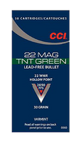 CCI 0060 Varmint 22 Winchester Magnum Rimfire (WMR) 30 GR TNT Hollow Point 2,000 ROUNDS- FREE SHIPPING! (50 Bx/ 40 Cs)