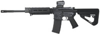 SIG SIGM400 Optic Combo 5.56mm NATO 16 Inch Barrel Black Nitride Finish Adjustable Stock Romeo4B Sight 30 Round Made In USA