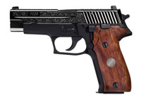 P226 R 9MM NITRON BL/WD * E26R-9-BSS-ESM 9mm