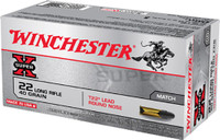 Winchester Ammo XT22LR Super-X 22 Long Rifle 40 GR Lead Round Nose -5,000 rounds( 50 rounds, 100 boxes) FREE SHIPPING