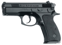 CZ 01199 CZ-P P-01 9mm 3.9 10+1 Black Synthetic Grip Black Finish*