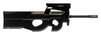 FN 3848950460 PS90 Standard Semi-Automatic 5.7mmX28mm 16 30+1 Synthetic Black Stock Black.