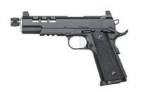 Dan Wesson Discretion Black .45ACP 5.75-inch 8Rd Threaded Barrel , 806703018850, CZ01885