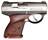 .Bond Arms BULLPUP9 BullPup9 9mm Double 9mm Luger 3.35 7+1 Rosewood Grip Stainless Steel*