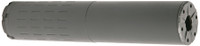 SCO Hybrid Silencer Multi-Caliber Handgun/Rifle 13.8 Ounces 7.8 Inches Grey Cerakote Finish - All NFA Rules Apply