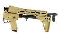 Kel-Tec Sub-2000 Tan 9MM 16.1-inch 17rd