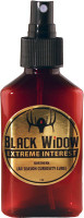 BLACK WIDOW DEER LURES NORTHERN EXTREME INTEREST 3 OZ