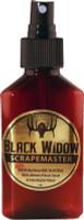 BLACK WIDOW DEER LURES NORTHERN SCRAPEMASTER 3 OUNCES