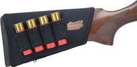 BEARTOOTH PRODUCTS BLACK STOCKGUARD 2.0 W/SHOTGUN LOOPS