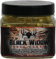 BLACK WIDOW NORTHERN HOT-N-READY SCENT BEADS 6 OZ.