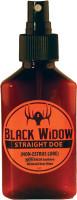 BLACK WIDOW DEER LURES SOUTHERN STRAIT DOE URINE 3OZ.