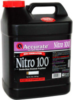 ACCURATE ARMS NITRO 100 8LB. CAN