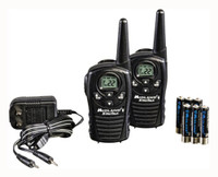 MIDLAND LXT118 FRS/GMRS 22CH 18 MILES VALUE PACK 2-RADIOS