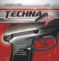 TECHNA CLIP HANDGUN RETENTION CLIP RUGER LC9S RIGHT SIDE