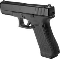 GLOCK 17 9MM GEN5 FIXED SIGHT 17-SHOT BLACK 6862