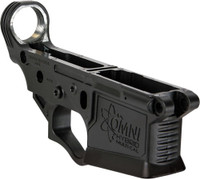 ATI OMNI HYBRID AR15 STRIPPED POLYMER LOWER RECEIVER BLACK