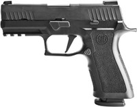 SIG P320 X-CARRY 9MM 3.9 X-RAY3 FRNT SIGHT REAR NGT SGT 1285