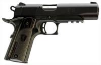 BG 1911-22 BLACK LABEL .22LR 4.25 FS W/RAIL M.BLACK LAM