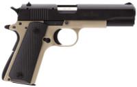 BG 1911-22 A1 .22LR PISTOL FS BLACK SLIDE/TAN FRAME  <