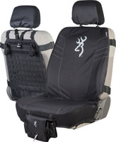 BROWNING TACTICAL SEAT COVER W/ PISTOL POCKET BLACK 1-COVER